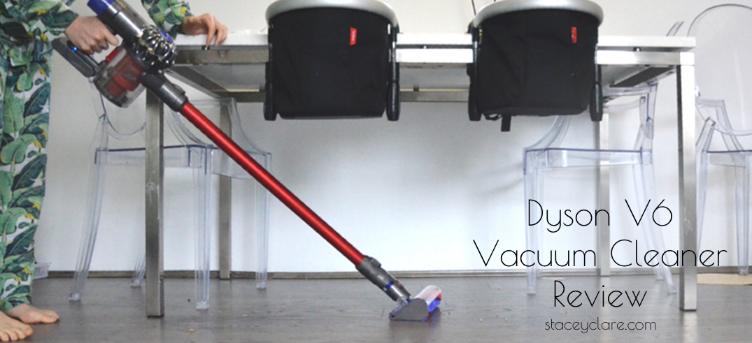 Dyson V6 Absolute Handstick Vacuum Cleaner Review