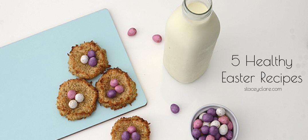 5 Healthy Easter Recipes