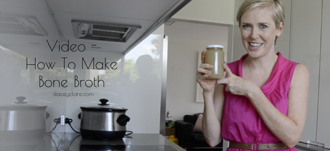 How To Make Bone Broth – Video