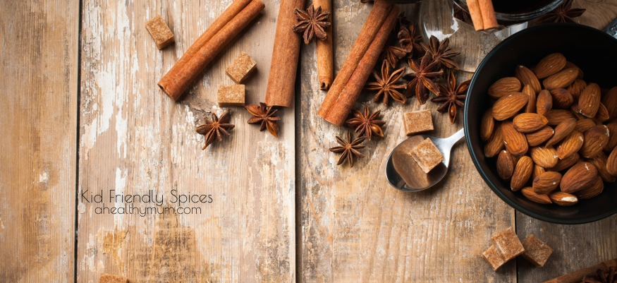 Spices for toddler, spices for fussy kids