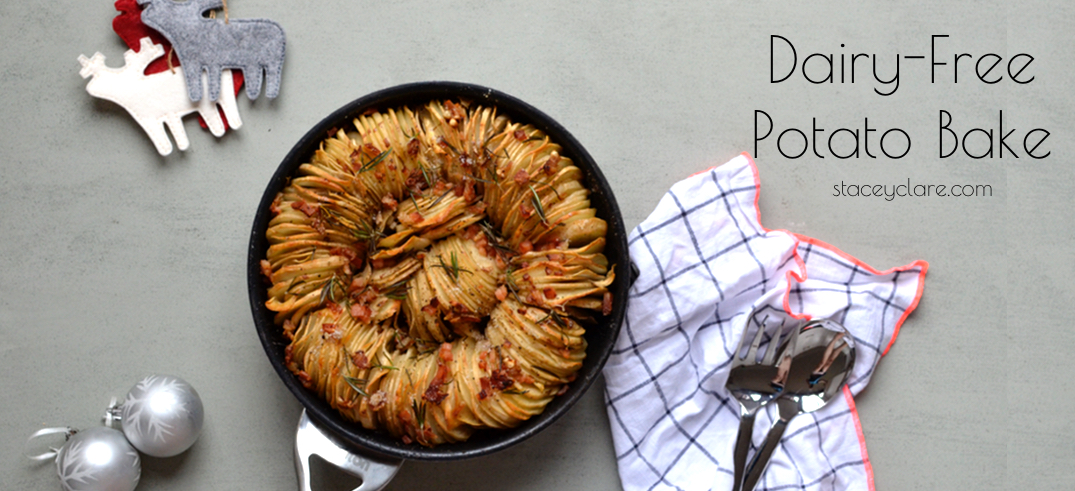 Dairy-Free Potato Bake Recipe
