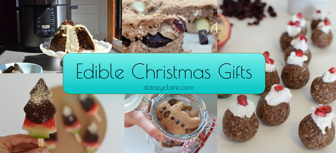 5 Healthy Homemade Edible Christmas Gifts