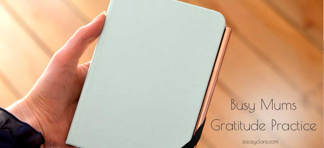 A Family Gratitude Journal In Two Easy Steps